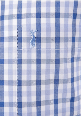 Almsach Trachtenhemd in schmaler Form kaufen
