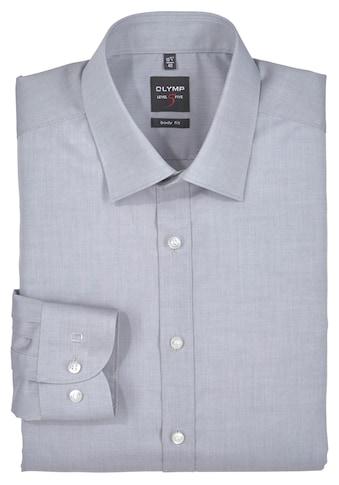 OLYMP Businesshemd »Level Five body fit«, mit extra langem Ärmel kaufen