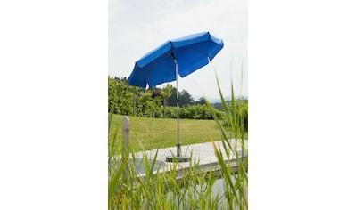 Schneider Schirme Sonnenschirm »Locarno«, abknickbar, ohne Schirmständer kaufen