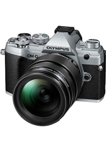 Olympus Systemkamera »OM-D E-M5 Mark III«, M.Zuiko Digital ED 12-40mm F2.8 PRO,... kaufen