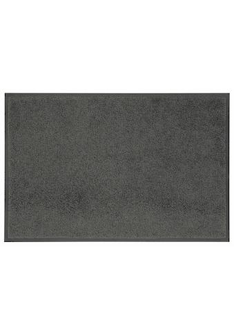wash+dry by Kleen-Tex Fußmatte »Original Uni«, rechteckig, 7 mm Höhe, Fussabstreifer,... kaufen