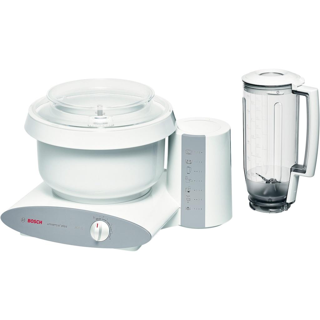 BOSCH Küchenmaschine »Universal Plus MUM6 N11«