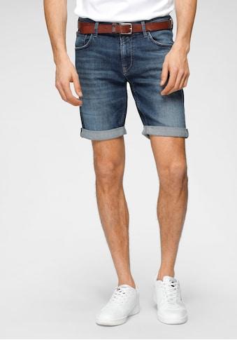 TOM TAILOR Denim Jeansshorts, mit leichten Abriebeffekten kaufen