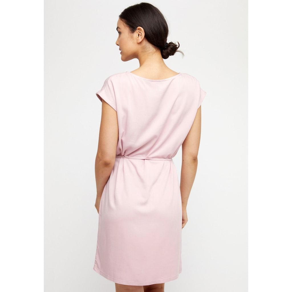 MAZINE Jerseykleid »Ruth«, mit kleinem dekorativem Gürtel