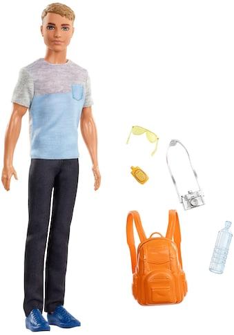 Barbie Anziehpuppe »Ken Reise Puppe, blond mit Zubehör« kaufen