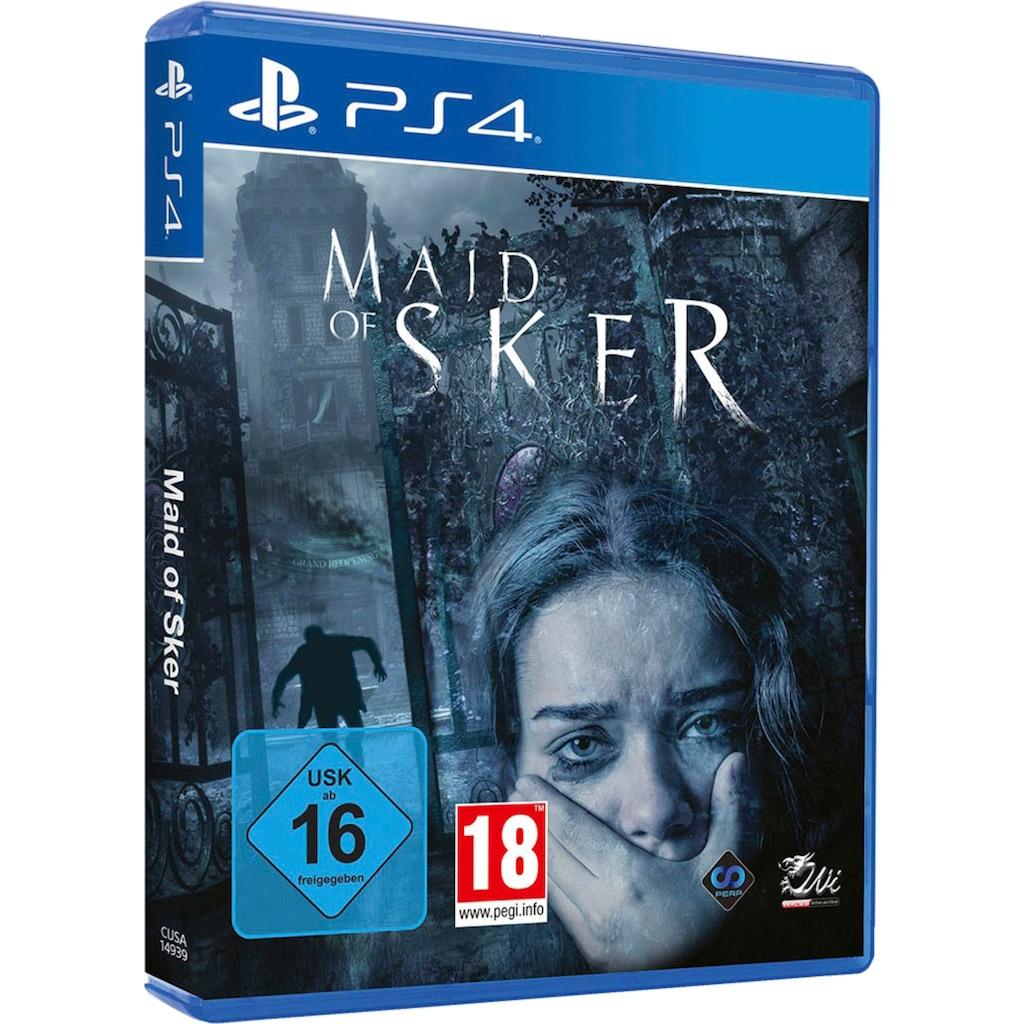 Spiel »Maid of Sker«, PlayStation 4