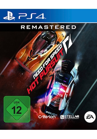Electronic Arts Spiel »Need for Speed™ Hot Pursuit Remastered«, PlayStation 4 kaufen