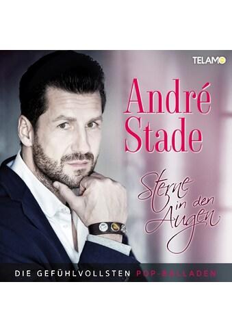 Musik - CD Sterne in den Augen - Die gefühlvollsten Pop - Ballade / Stade, André, (1 CD) kaufen