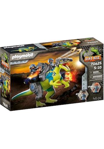 Playmobil® Konstruktions-Spielset »Spinosaurus - Doppelte Verteidigungs-Power (70625),... kaufen