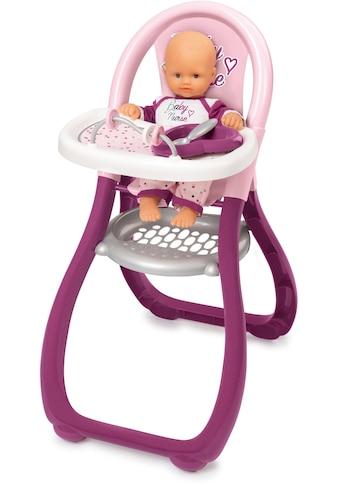 """Smoby Puppenhochstuhl """"Baby Nurse Puppenhochstuhl"""" kaufen"""