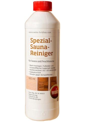 weka Hygienespray, für Sauna und Infrarotkabinen, 500 ml kaufen