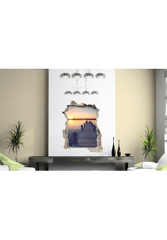 Conni Oberkircher´s Wandsticker »3 D Sticker Beton Bridge« kaufen