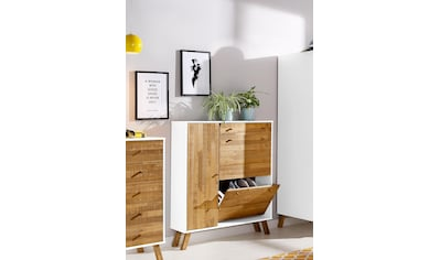 Home affaire Schuhschrank, Rondo», Breite 100 cm, mit 1 Schubalde, 1 Tür und 2... kaufen