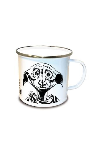 LOGOSHIRT Tasse mit tollem Dobby - Print kaufen