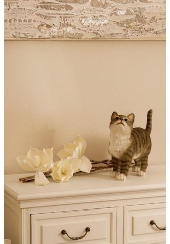 Myflair Möbel & Accessoires Dekofigur »Katze«, grau getigert A kaufen