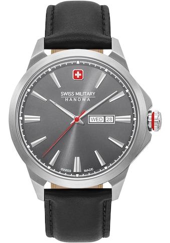 Swiss Military Hanowa Schweizer Uhr »DAY DATE CLASSIC, 06-4346.04.009« kaufen