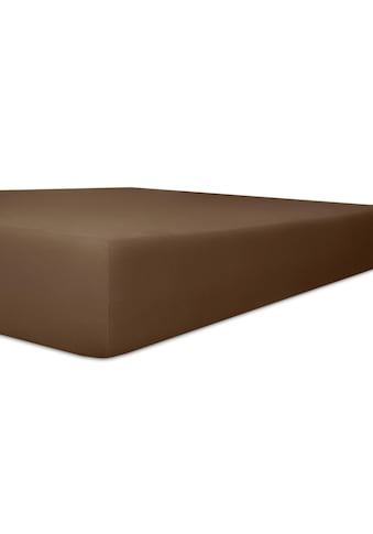 Kneer Spannbettlaken »Easy-Stretch Top 40«, optimaler Sitz kaufen