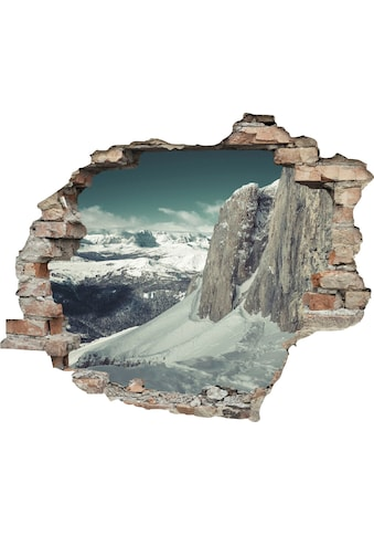 queence Wandtattoo »Berge« (1 Stück) kaufen