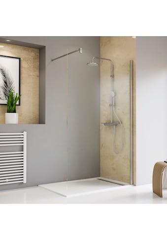 Schulte Walk-in-Dusche »Toura«, klarglas kaufen