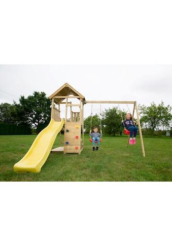 Wendi Toys Spielturm »Wendi Toys Giraffe«, BxTxH: 340x280x270 cm kaufen
