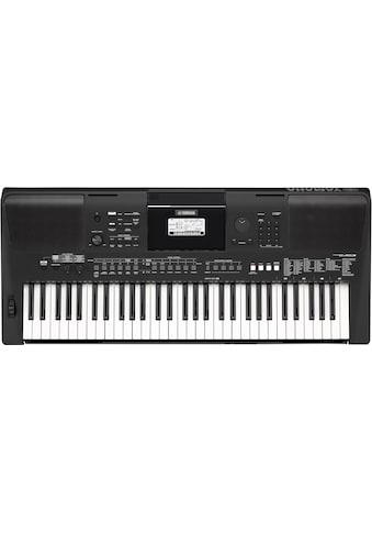 Yamaha Keyboard »PSR-E463«, mit USB Audio Recorder kaufen