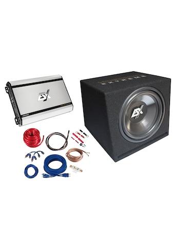 ESX 4-Kanal Basspaket, 800 Watt »HXP4«, (ein Set) kaufen