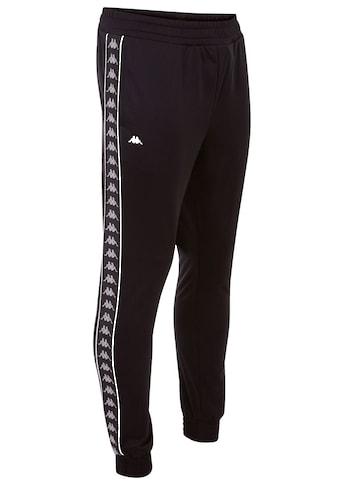 Kappa Jogginghose »HELGE«, mit hochwertigem Logowebband an den Beinen kaufen