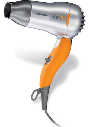 Grundig Reisehaartrockner »HD 2509«, 1500 W, 1 Aufsätze kaufen