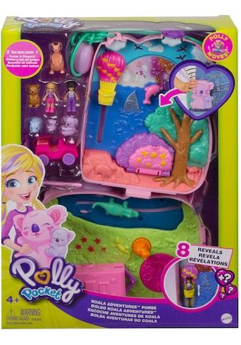 Mattel® Spielwelt »Polly Pocket - Koala-Tasche« kaufen