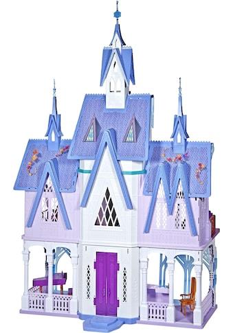 """Hasbro Puppenhaus """"Die Eiskönigin II, Puppenschloss, Königliches Schloss von Arendelle"""" kaufen"""