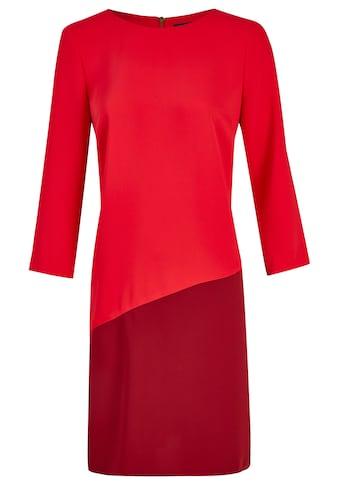 Daniel Hechter Sportives Kleid mit Farbkontrast kaufen