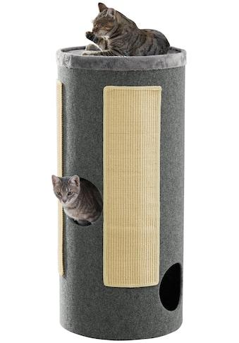 ABUKI Kratzbaum »Scratchy«, hoch, BxTxH: 46x46x100 cm kaufen