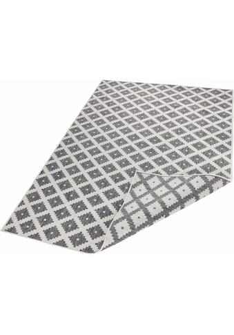 bougari Teppich »Nizza«, rechteckig, 5 mm Höhe, In- und Outdoor geeignet,... kaufen
