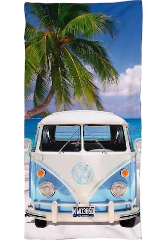 """Strandtuch """"T1"""", Volkswagen kaufen"""