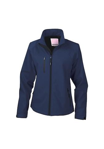 Result Softshelljacke »Damen La Femma® Softshell-Jacke, 2-lagig, atmungsaktiv, winddicht« kaufen