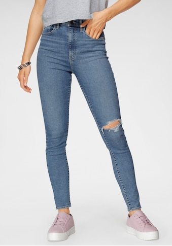 Levi's® Skinny-fit-Jeans »MILE HIGH SUPER SKINNY« kaufen