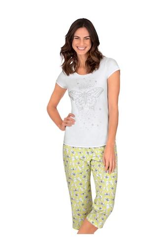 Trigema Schlafanzug, mit langer Hose kaufen