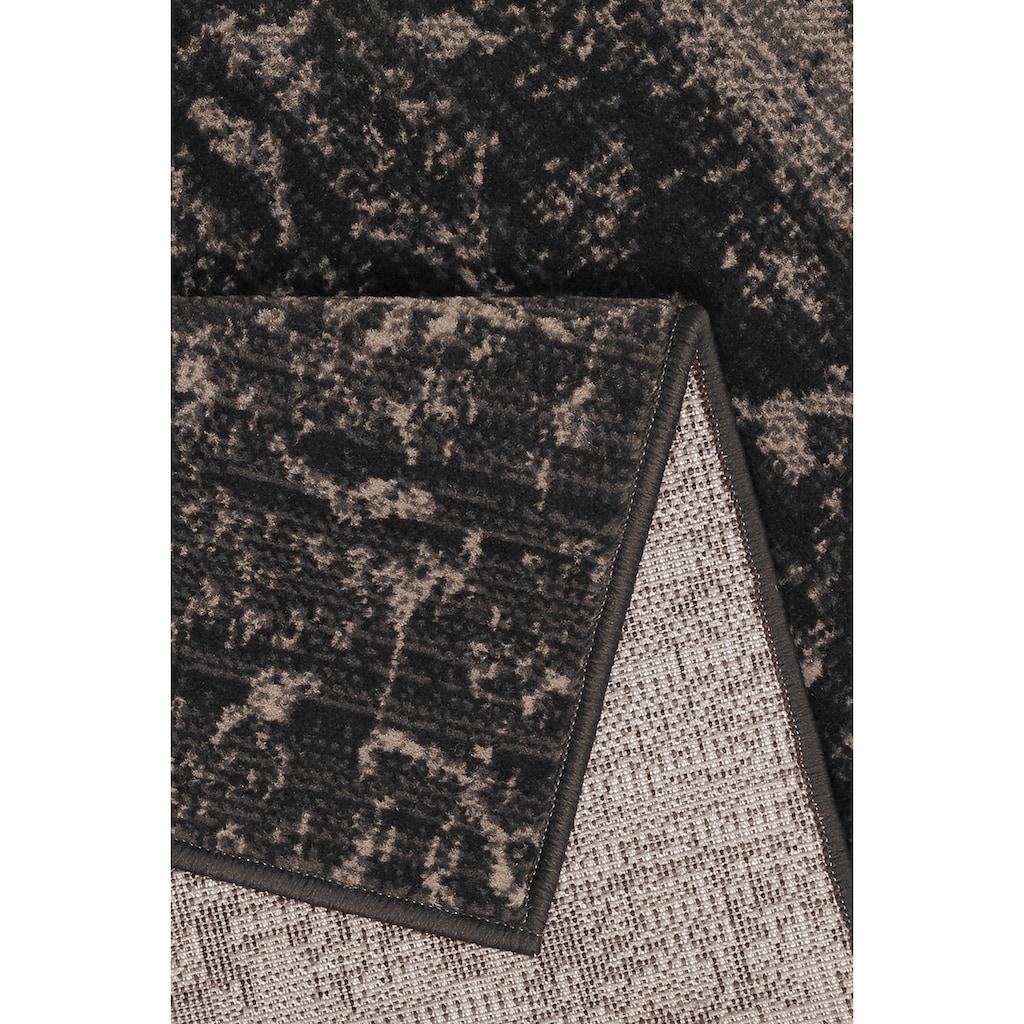 my home Teppich »Bennet«, rechteckig, 7 mm Höhe, Wohnzimmer