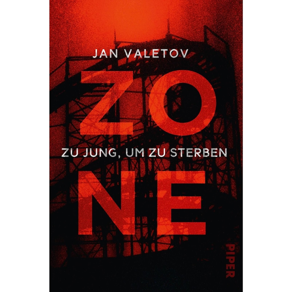 Buch »Zone / Jan Valetov, Christiane Pöhlmann«