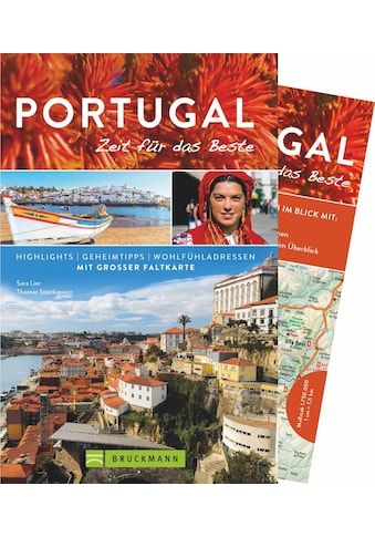 Buch Portugal  -  Zeit für das Beste / Sara Lier, Thomas Stankiewicz kaufen