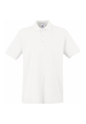 Fruit of the Loom Poloshirt »Premium Herren Polo - Shirt, Kurzarm« kaufen