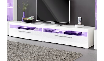 TRENDMANUFAKTUR Lowboard »India«, Breite 200 cm kaufen