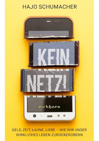 Buch »Kein Netz! / Hajo Schumacher« kaufen