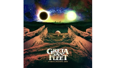 Musik-CD »Anthem Of The Peaceful Arm / Greta Van Fleet« kaufen