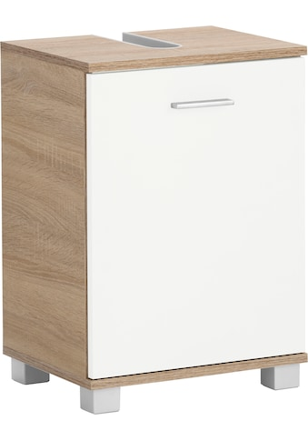 Schildmeyer Waschbeckenunterschrank »Lagona«, Breite 41 cm, wechselbarer Türanschlag, Griff & Beschläge aus Metall kaufen