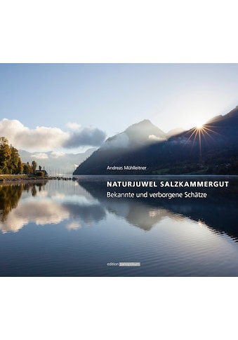 Buch »Naturjuwel Salzkammergut / Andreas Mühlleitner« kaufen
