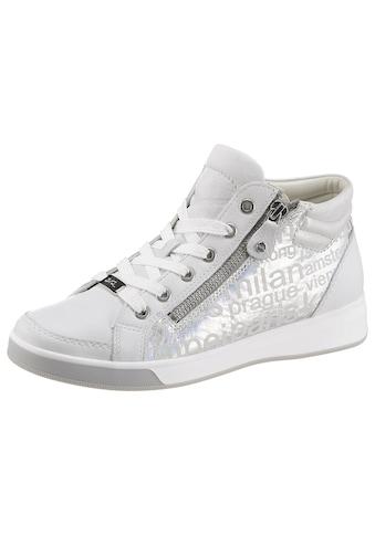 Ara Sneaker »ROM«, mit Schriftzüge kaufen