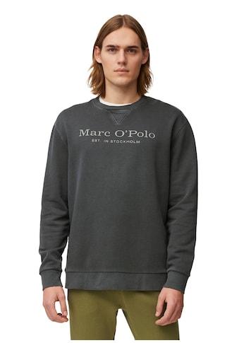 Marc O'Polo Sweatshirt, mit kleinem Krageneinsatz kaufen