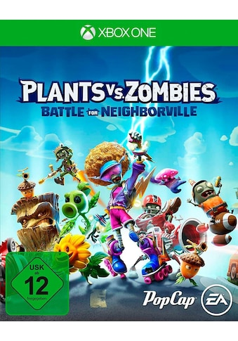 Electronic Arts Spiel »Plants vs. Zombies – Battle for Neighborville«, Xbox One kaufen