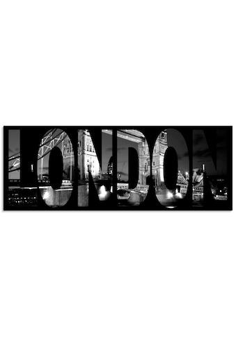 Artland Schlüsselbrett »London« kaufen